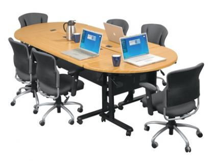 Oval Conference Table - Oval conference room table