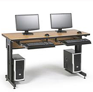 Adjustable Height Training Tables - Adjustable height training table