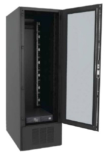 Self Contained Air Conditioned Server Cabinet