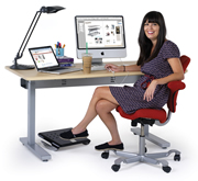 height adjustable desk - pic 2