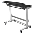 Adjustable Height Cart View 5