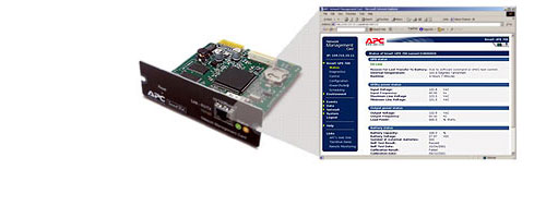 Power System Monitoring and Control by APC