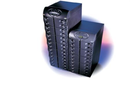 Nfinity Scaleable, Redundant UPS by Liebert